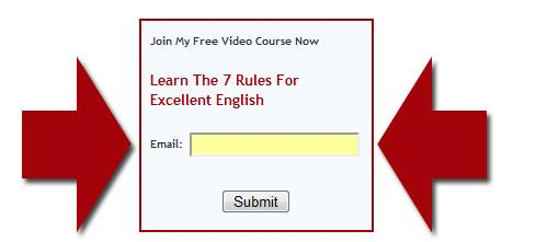 Free Online English Course