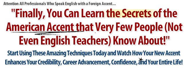 the-american-accent-pronunciation