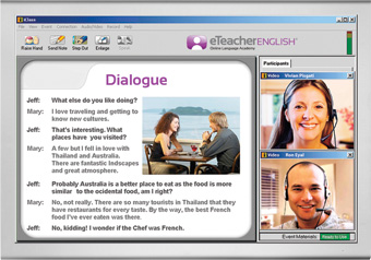 eteacher english eTeacher English Learning Online Course