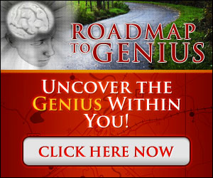 BECOME A GENIUS ROADMAP