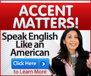 THE AMERICAN ACCENT COURSE