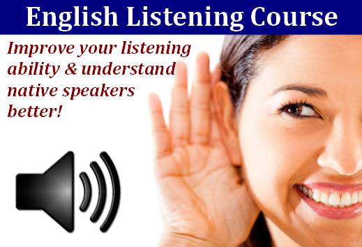 listening-English-courses