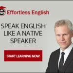 Effortless English Speak English Fluently
