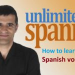Learning Spanish Vocabulary Effectively