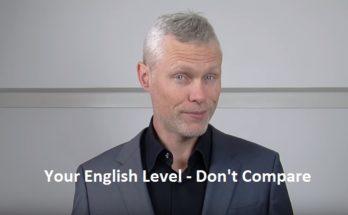 learning English Level