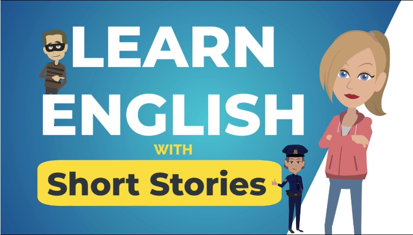 short stories for learning English